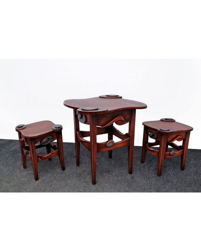 """Table of Secrets"" - chairs"
